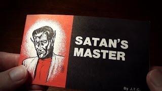 getlinkyoutube.com-Chick Tracts - Satan's Master