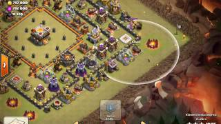 getlinkyoutube.com-How to Beat Popular TH11 Trophy Ring Base GoBoMi Clash W Jaxx