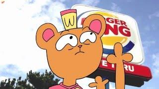 getlinkyoutube.com-Undertale | Burgerpants Works At Burger King (reuploaded)