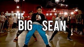 "getlinkyoutube.com-Big Sean - ""Marvin Gaye & Chardonnay"" (ft. Kanye West) - Choreography by NIKA KLJUN"