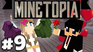 getlinkyoutube.com-MINETOPIA #9 - KLEDING EN EEN DATE!! - Minecraft Reallife Server