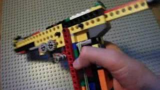 getlinkyoutube.com-INSTRUCTIONS for my Lego Bolt-Action Pistol