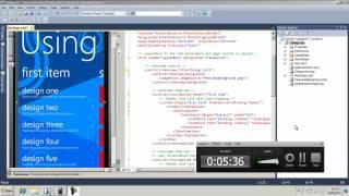 getlinkyoutube.com-Windows Phone 7 Development - Using Lists and Bindings - Part 1