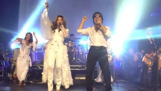 """getlinkyoutube.com-Andy and La Toya Jackson in Los Angeles """"Tehran"""""""