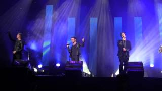 Westlife Farewell Tour Chengdu Concert (Full) on 1 March 2012
