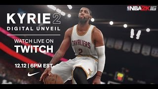 getlinkyoutube.com-Kyrie Irving will be streaming MyPark on Twitch!! Huge NBA 2K16 Announcement!!! #NIKE
