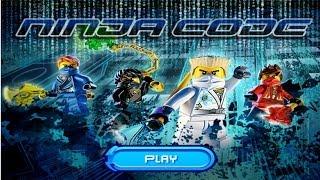 getlinkyoutube.com-Cartoon Network Games: Lego Ninjago - Ninja Code