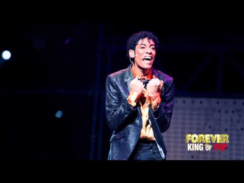 FOREVER KING OF POP Trailer 2012