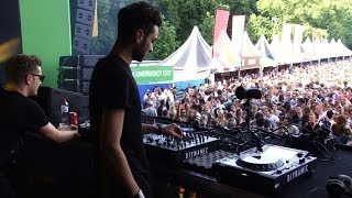 getlinkyoutube.com-Adriatique | Diynamic Festival, Amsterdamse Bos DJ Set | DanceTrippin