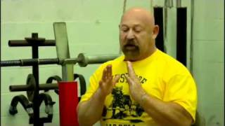 Louie Simmons on Training at 90%