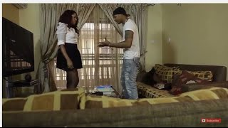 "getlinkyoutube.com-Rukky Sanda Seduces Ik Ogbonna  In ""Lovelorn"""