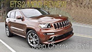 getlinkyoutube.com-Jeep Grand Cherokee SRT8 | ETS2 MOD | Review (kinda)