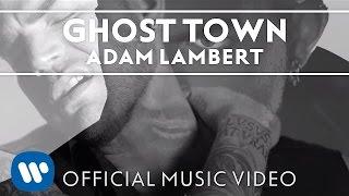 """getlinkyoutube.com-Adam Lambert - """"Ghost Town"""" [Official Music Video]"""