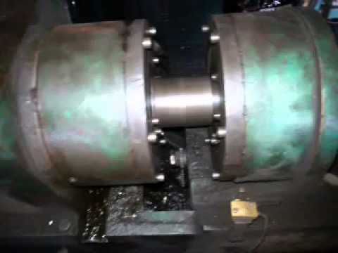 JET Machine's Servo Pipe Cutting Lathe
