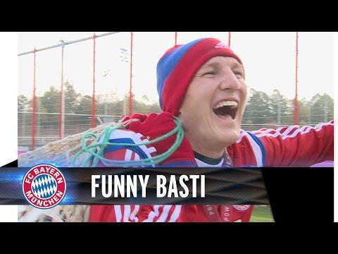 FUNNY - Das kürzeste Schweinsteiger-Interview aller Zeiten