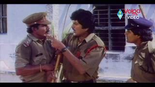 getlinkyoutube.com-Allari Police Movie Parts 3/11 -  Mohan Babu, Aamani, Malasri