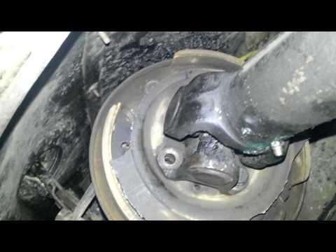 22 октября ремонт барабана ручного тормоза