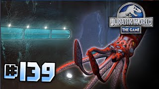 getlinkyoutube.com-Aquatic PARK Update SOON!!! || Jurassic World - The Game - Ep 139 HD