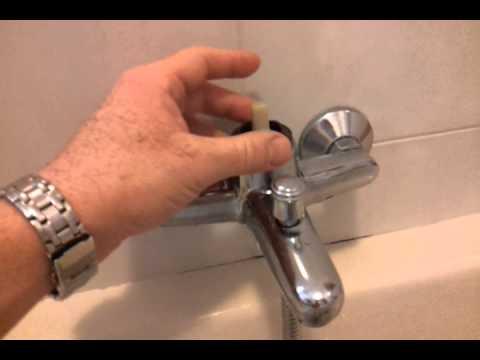 Come riparare un deviatore della vasca difettoso fai da te mania for Rubinetto vasca da bagno