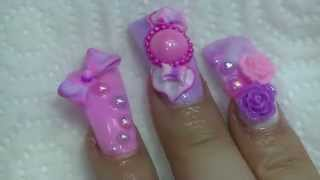 getlinkyoutube.com-kawaii nails