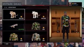 getlinkyoutube.com-NBA 2K16 | LEGEND 5 TIGER!!!!! CONGRATS TO DOPESWAGG24 FOR FIRST LEGEND 5