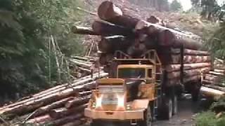 getlinkyoutube.com-Fat Trucks of Powell River