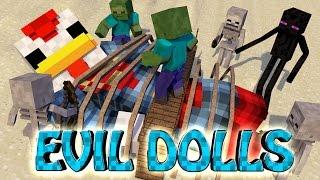 getlinkyoutube.com-Minecraft | TINY PETS MOD Showcase! (Clay Dolls, Living Dolls, Minions)