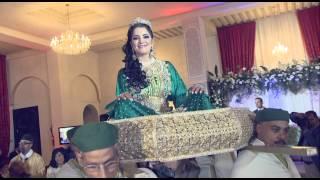 Sana Mouziane - Mariage Marocain - Moroccan Wedding سناء موزيان حفل زفاف مغربي