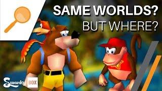 getlinkyoutube.com-Does Banjo Kazooie take place in Donkey Kong's Northern Kremisphere? | SwankyBox