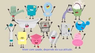 getlinkyoutube.com-Viver com saúde (paródia Dumb ways to die)
