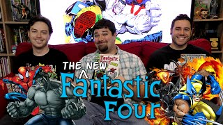 The New Fantastic Four (90's Fantastic Four)