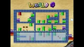 getlinkyoutube.com-Mario Forever - The Minus Worlds : World Zero by Crist1919 [HD]