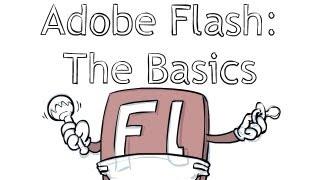 getlinkyoutube.com-Adobe Flash: The Basics! (interfaces, tools and tips)