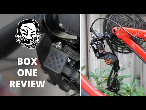 Box One Derailleur & Shifter Review