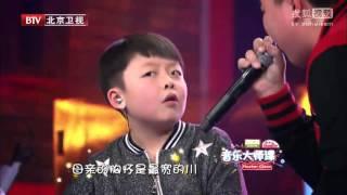 getlinkyoutube.com-李成宇《华阴老腔一声喊》 震撼!Jeffrey Li-Shout Out Loud Huayin Music -Master Class  音乐大师课20160409