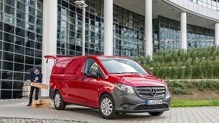 getlinkyoutube.com-The New Mercedes-Benz Vito Panel Van 116 CDI