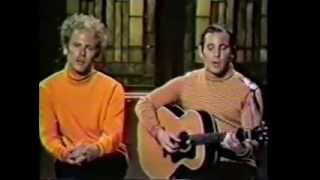 getlinkyoutube.com-Simon & Garfunkel - Feelin' Groovy, Homeward Bound & Overs