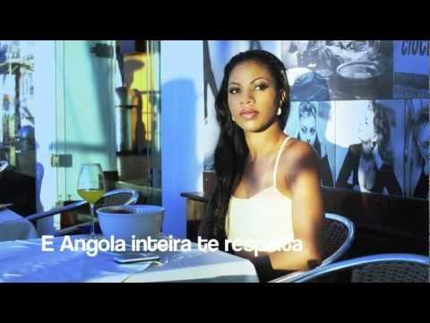Feliz Mulher Angolana - Jorge Sanjai ( Letra Incluida )