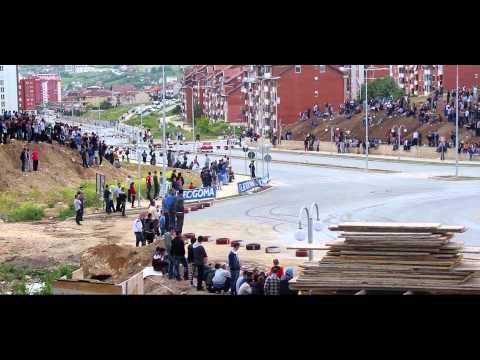 Gara rrethore ne Prishtine 1/06/2014