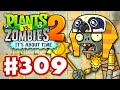 Plants vs. Zombies 2: It's About Time - Gameplay Walkthrough Part 309 - Pyramid of Doom! (iOS)