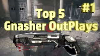 getlinkyoutube.com-Vefy Top 5 Gnasher Outplays! #1 - GoW UE