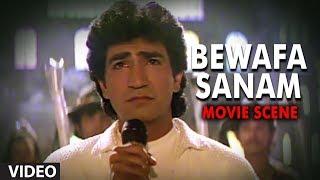 getlinkyoutube.com-Bewafa Sanam Movie Scene | Krishan Kumar, Shilpa Shirodkar | Tum Ajaad Ho Gaye Sunder
