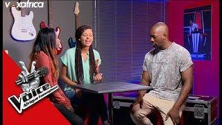 Intégrale Carmy-J vs Jessica Loraine Les Battles   The Voice Afrique Francophone 2017