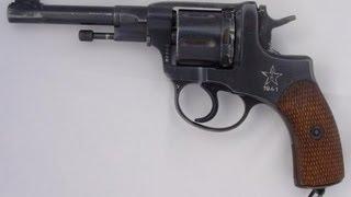 getlinkyoutube.com-Оружие Спецназа. Револьвер Наган.