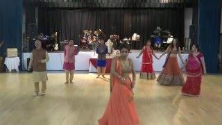 getlinkyoutube.com-The Parmar Family - Bollywood Sangeet Dance Performance