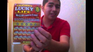 getlinkyoutube.com-Coming Soon! Playing All CA lottery Tickets