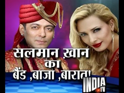 Salman Khan may finally marry the Romanian beauty Iulia Vantur