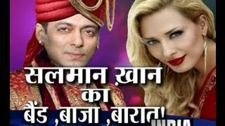 getlinkyoutube.com-Salman Khan May Finally Marry the Romanian Beauty Iulia Vantur