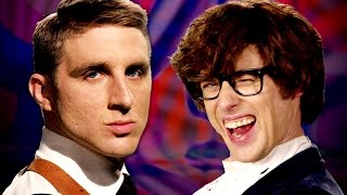 James Bond vs Austin Powers - Epic Rap Battles of History - Season 5