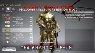 getlinkyoutube.com-MGSV: TPP - All Male Costumes Including Collectors Edition & DLC